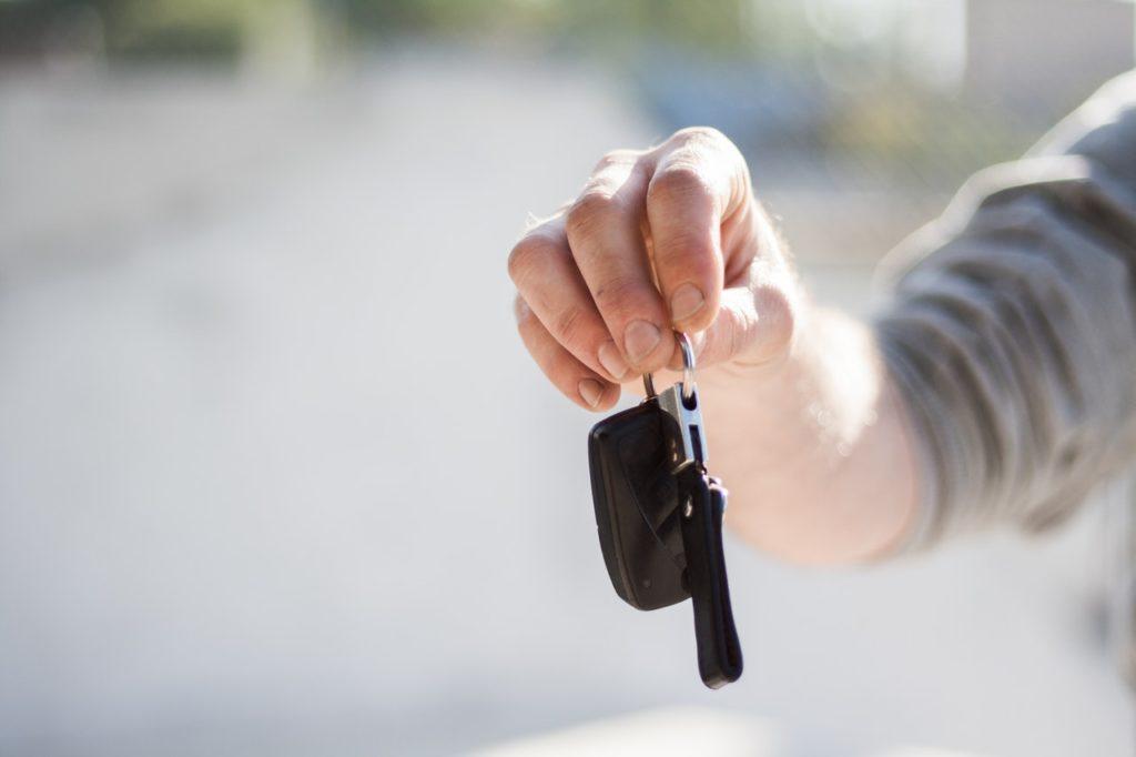 clé de voiture transport voiture Cheung Déménagements